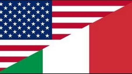 More legalmente nos Estados Unidos tendo o Passaporte Italiano