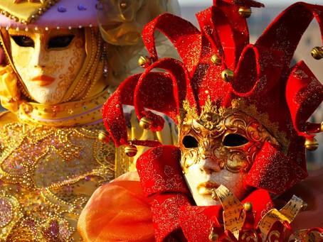 Carnaval na Itália? Sim!