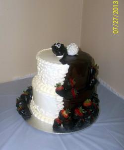 Wedding Cake / Anniversary Cake
