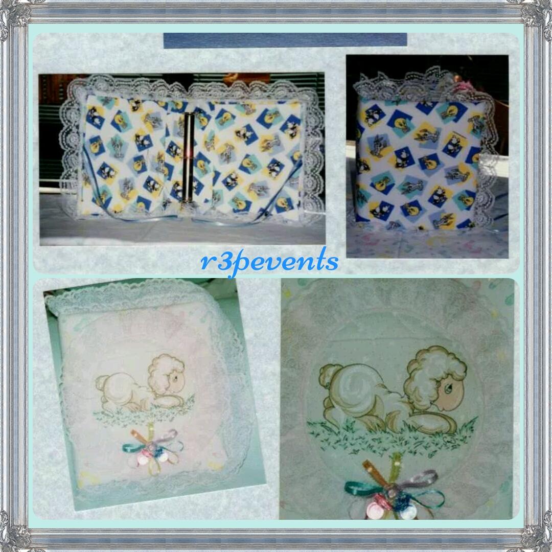 Baby Book / Photo Album