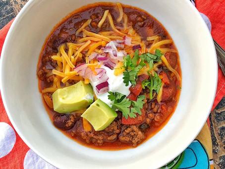 Insta-Pot Chili