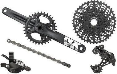 Grupo MTB SRAM NX 12 Velocidades Mountain Bike Trilha