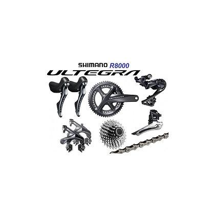 Grupo Road Shimano R8000 Ultegra 11 Velocidades