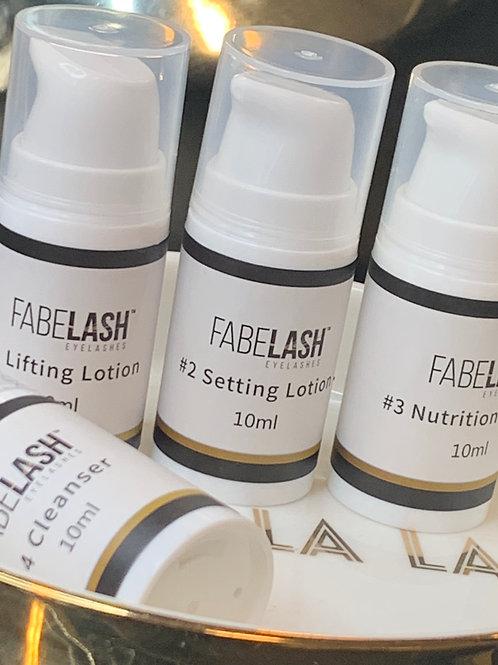 Fabelash Lash Lift Kit