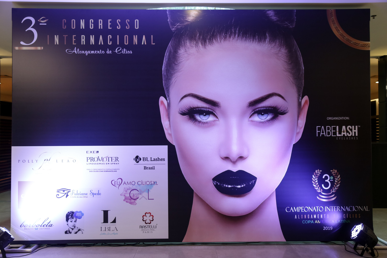 Fabelash Congress Brazil 2019
