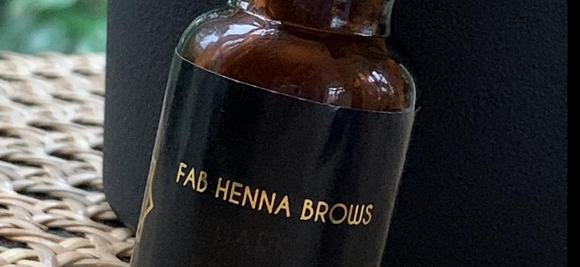 FAB Brazilian Henna SIX PACK