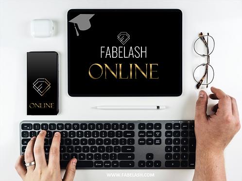 ONLINE: Fabelash RUSSIAN VOLUME cursus