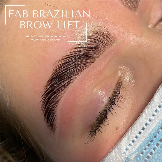 fab brow lift fab brazilian brow lift.pn