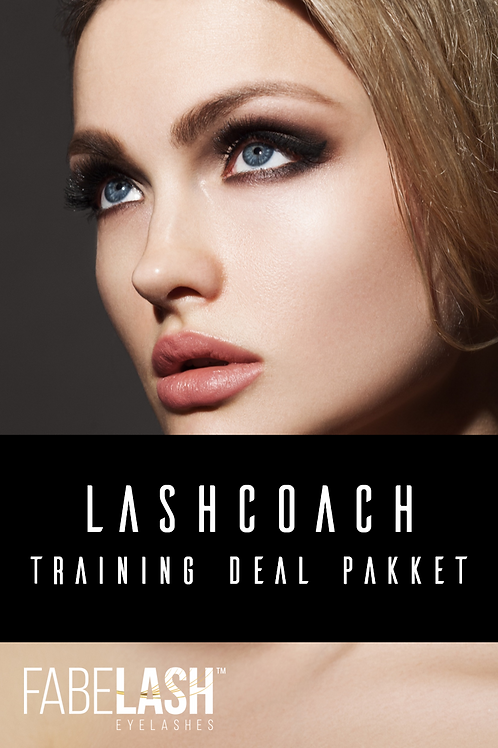 LASH COACH Training Deal