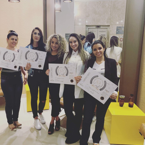 Project Lash Masters Brasil love to lash