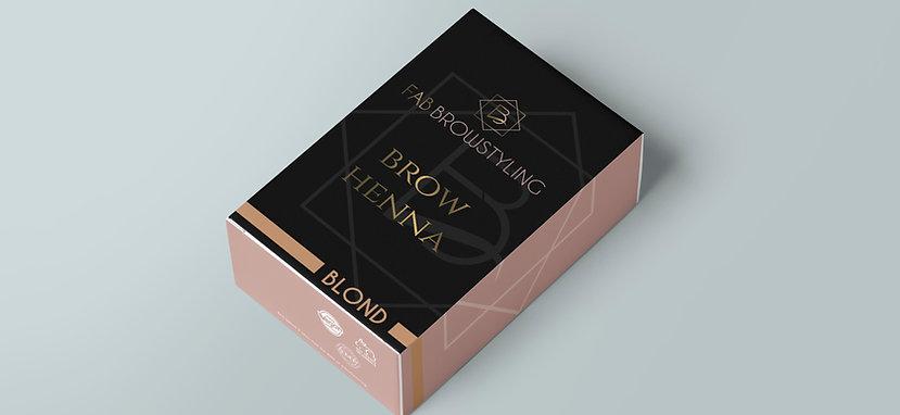 FAB HENNA BROWS