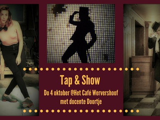Tap & Show workshop