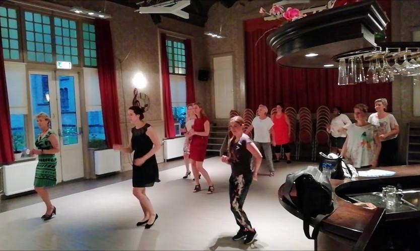 Dansevents video Salsa & Bachata Medemblik