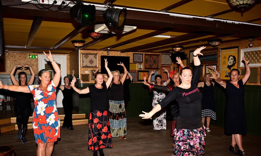 Dansevents video Flamenco Wervershoof