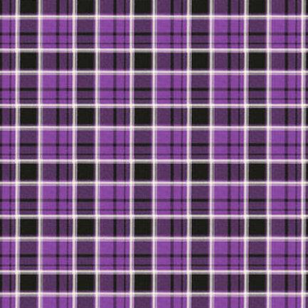 XXL Dog Cone-Purple Flannel