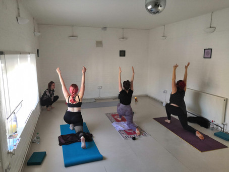 Which Yoga Is Right For Me?