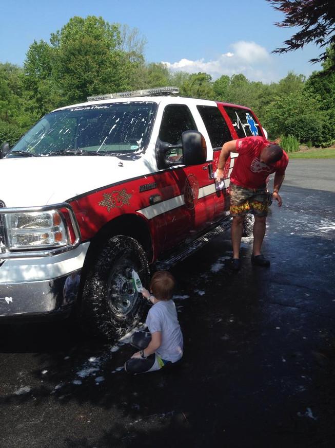 SDIA WNC Car Wash
