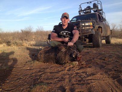Sheep Dog West Texas 2014 Hunt
