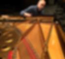 Concert Technician Dan McElrath