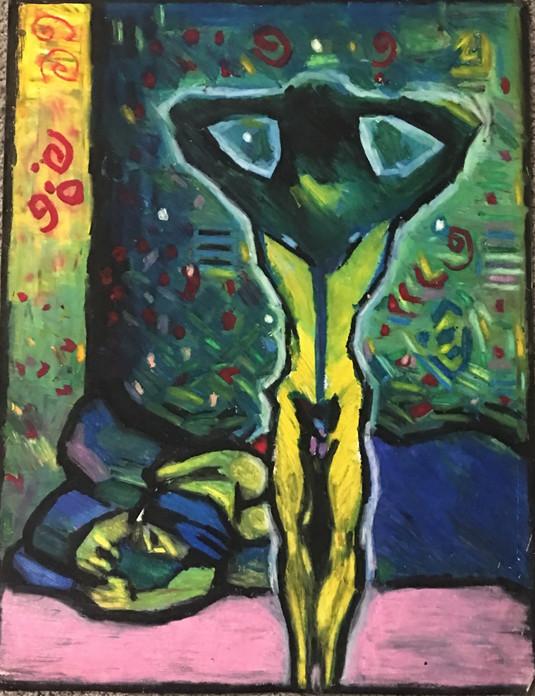 Untitled (pastels)