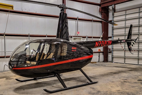 SOLD - 2016 Robinson Raven 2 with only 360 hours