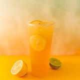 Lemon jasmine green tea