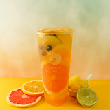 Uni Fruit Combo Jasmine Green tea