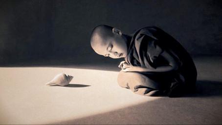 Humildade é aceitar as perdas da vida