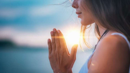 O Poder da oração como fator de Cura
