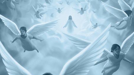 Existem Anjos Encarnados?