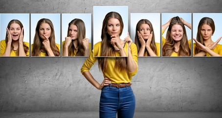 Você expressa adequadamente às suas emoções ?