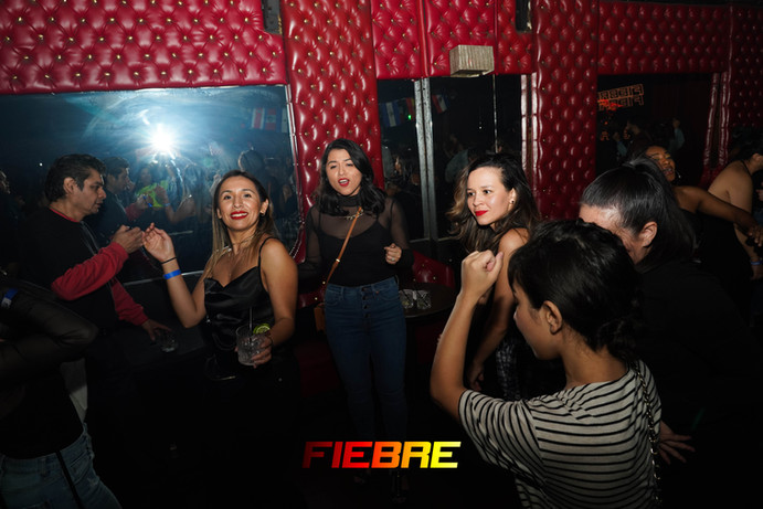 Fiebre Latin Party Los Angeles