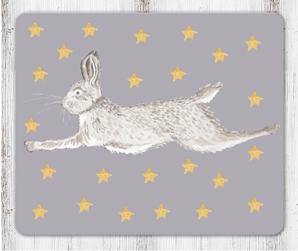 Leaping Hare Table Place Mat