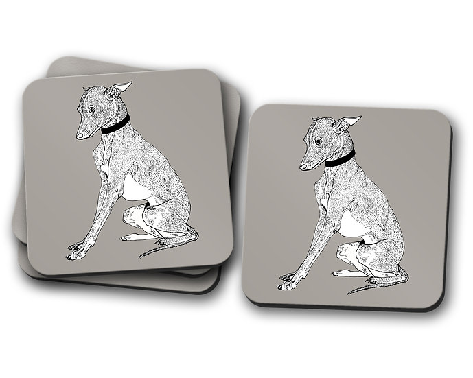 Whippet Coasters
