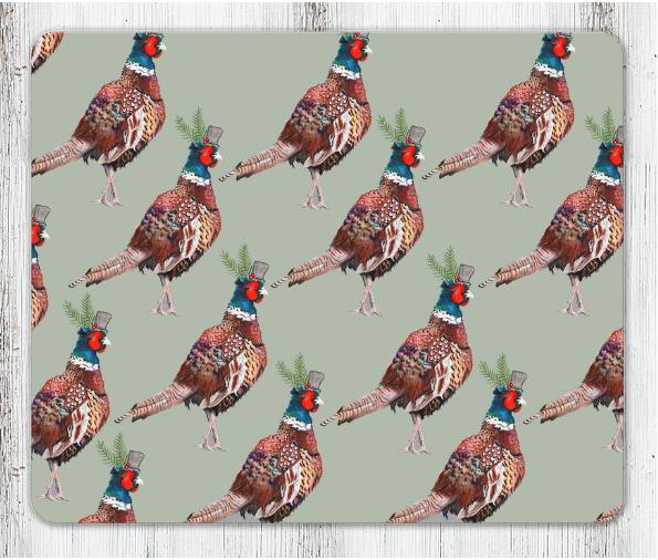 Mr Pheasant Table Place Mat