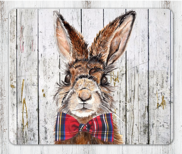 Mr Hare Table Place Mat