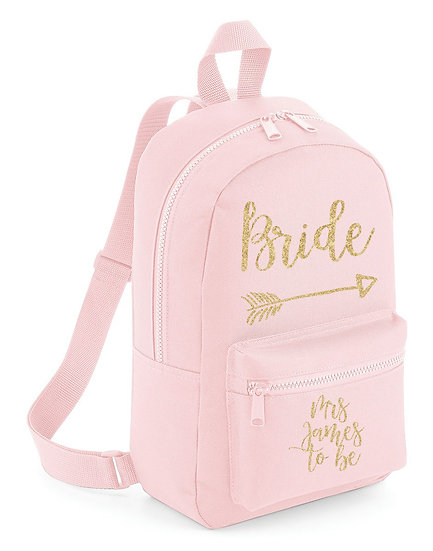 Bride Tribe Hen do Rucksack