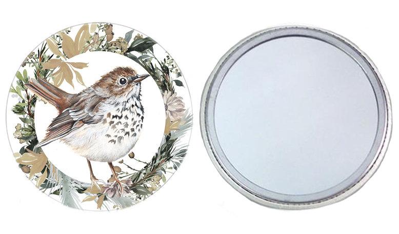 Starling Pocket Mirror