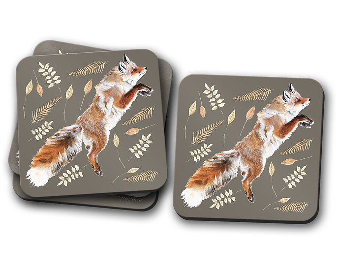 Leaping Fox Coasters