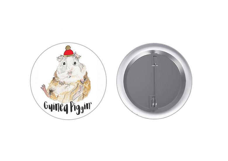 Guinea Piggin Badge