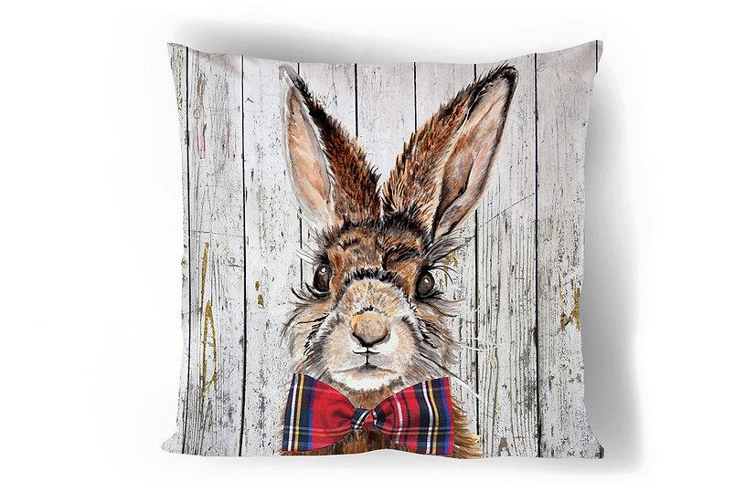 Mr Hare Cushion