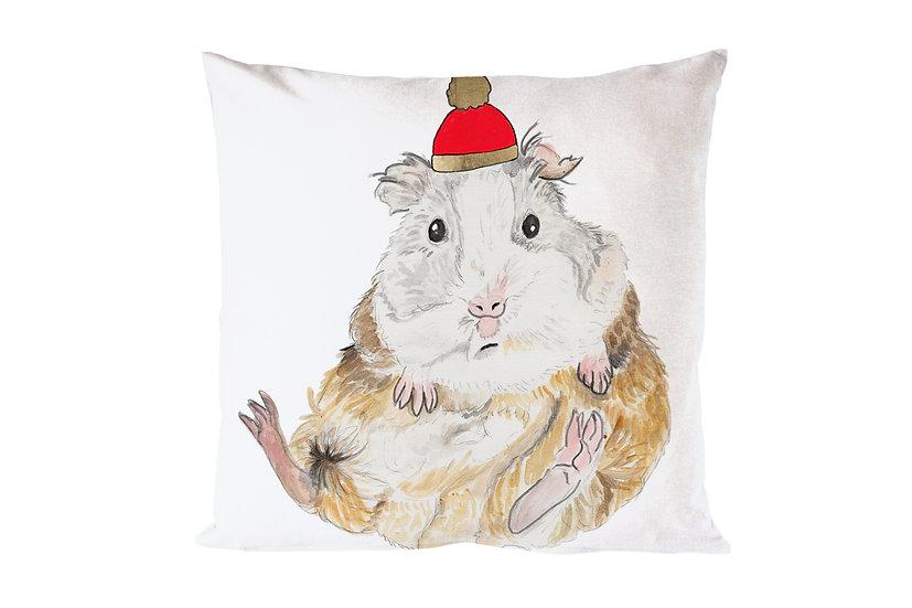 Geoffrey Guinea Pig Cushion