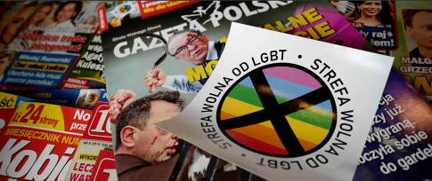 Poland's 'LGBT-free zones' provoke outcry in Europe