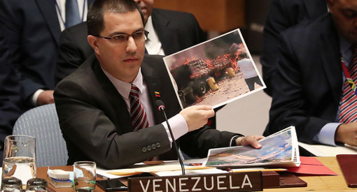 Venezuelan authorities committed 'crimes against humanity': UN