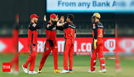 RCB beats SRH by 10 runs