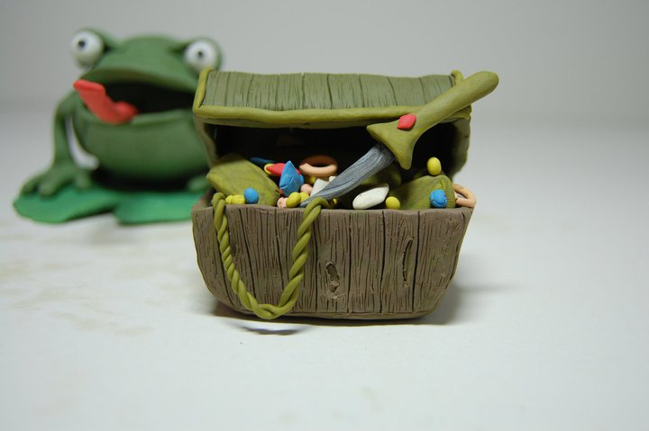 Plasticine Treasure