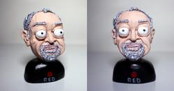Sculpey portrait