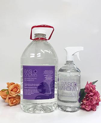 Aromatizador de Ambientes Spray para ambientes - Garrafas de 1L e 5L