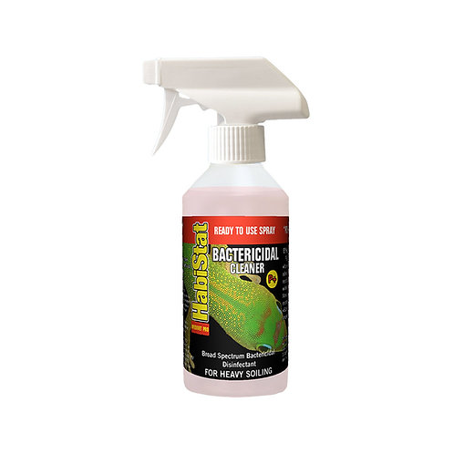 HabiStat Bactericidal Cleaner, Power Plus, RTU Spray