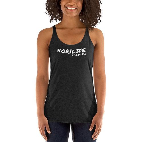#ORILIFE by Ora Nui Women's Racerback Tank